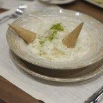 GHAZAL with ICE CREAM